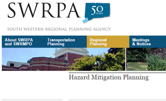 Western Connecticut Council of Governments has released its draft 2016-2021 Natural Hazard Mitigation Plan.