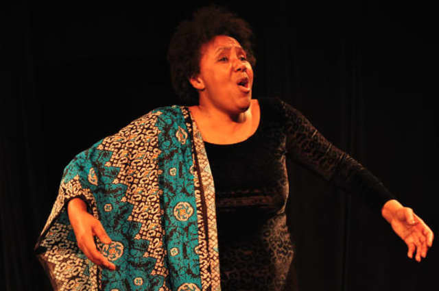 Kimberly Wilson is an actress, singer and poet.