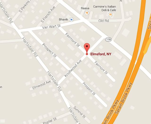 An unknown man allegedly tried to lure a teenage girl into his pickup truck while he was driving in Elmsford near Knollwood Avenue and Fairmont Street, according to Westchester News 12.