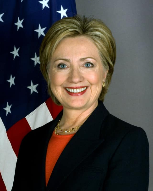"The Republican National Committee has declared former First Lady and Secretary of State Hillary Clinton, who lives in Chappaqua, as ""in hiding,"" The Weekly Standard reported."