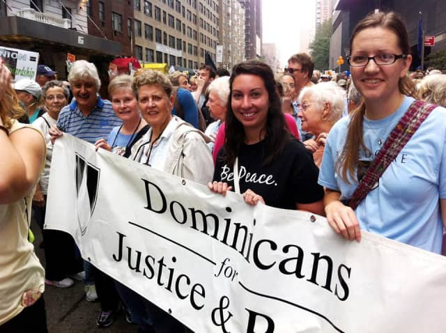 Ossining-based Dominican Sisters of Hope unveiled a new website on Wednesday.