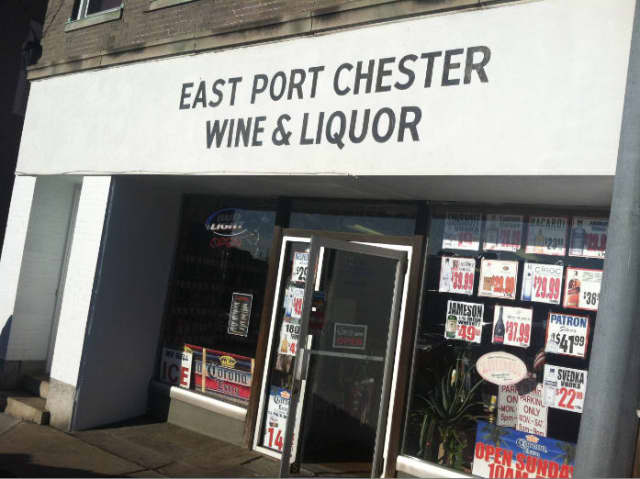 Julia Spadaro owns East Port Chester Wine & Liquor in Byram and opposes lowering the drinking age from 21 to 18.