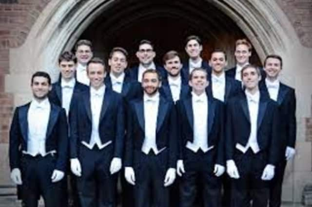 "The Yale Whiffenpoofs' spring album will be in ""a capella"" style, which is without the use of musical instruments, according to The New York Times."