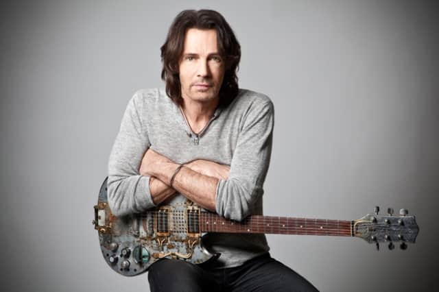 Rick Springfield will perform a solo acoustic set at the Ridgefield Playhouse on Feb. 26.