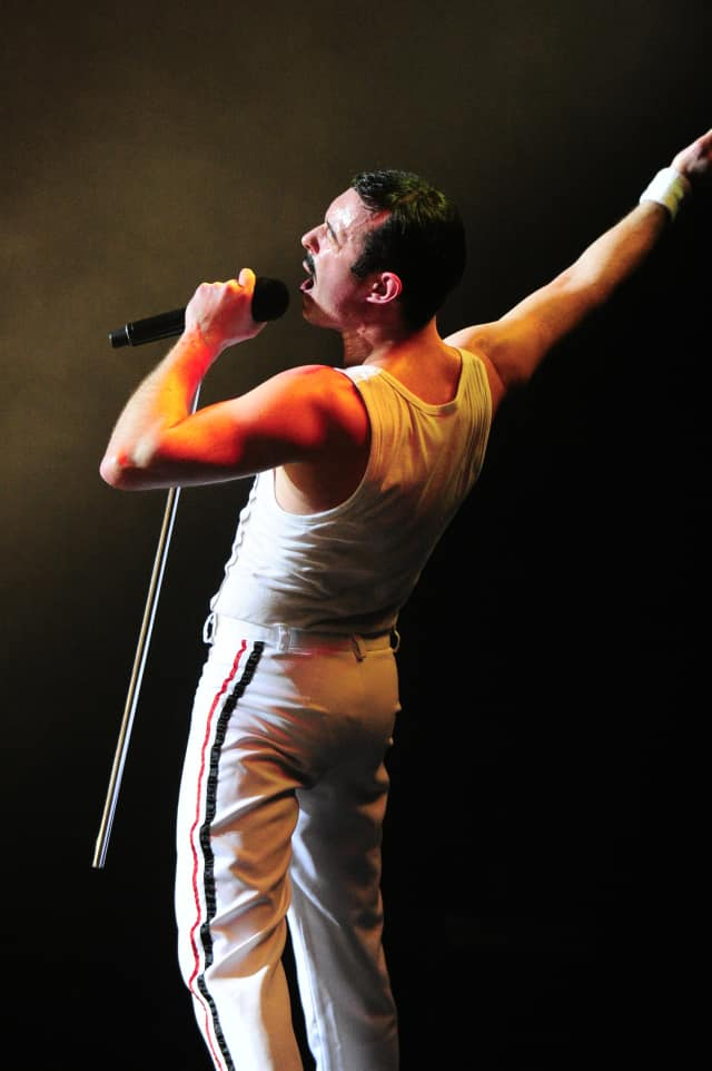 Gary Mullen & The Works will perform at the Ridgefield Playhouse.