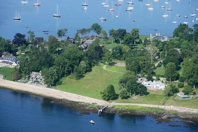 Darien was recently named among the richest towns in America.