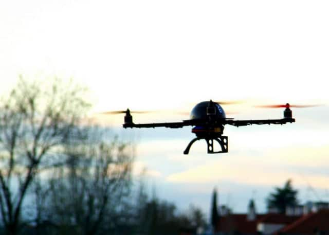 Drones flying near the Westchester County Airport have become an increasing problem.