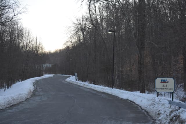 Business Park Drive in Armonk is where the fatal accident occurred.