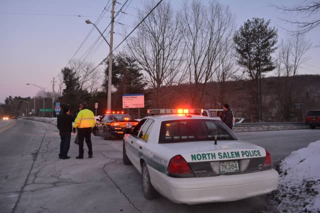 Friday's 4:25 incident on Metro-North's southbound tracks near Purdy railroad station is being investigated as an attempted suicide.