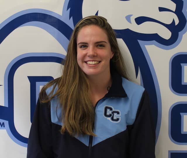 Charlotte Nixon of Rye qualified to represent Connecticut College at the Division III national swimming championships.
