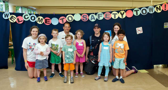 Safety Town will take place the week of June 22 in Scarsdale.
