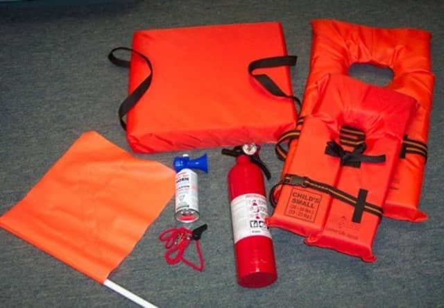 With boating season upcoming, the U.S. Coast Guard is reminding all to wear  life vests and take safety precautions.