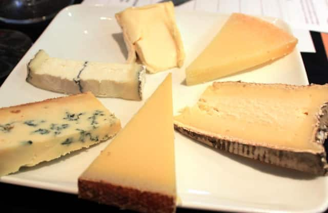Darien Cheese & Fine Food is supporting traditional Emmentaler production, not the mass-produced process.