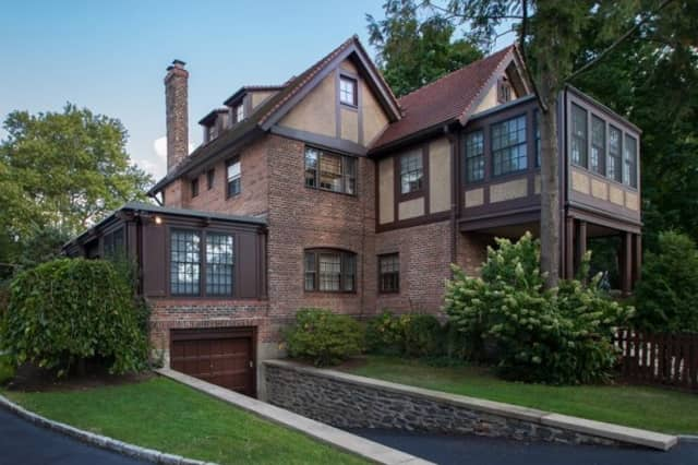 This six-bedroom home in Bronxville was recently featured in The New York Times real estate section.