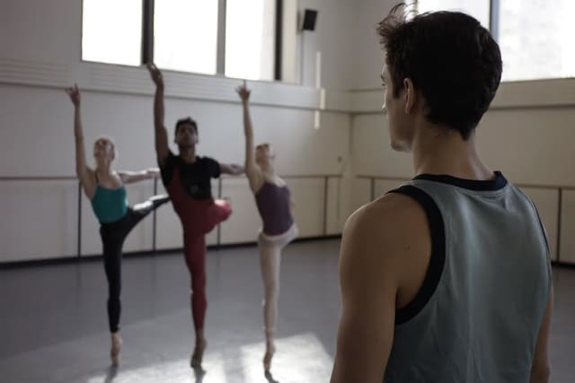 """The Palace Danbury will host a special premiere screening of the documentary """"Ballet 422"""" on Sunday."""