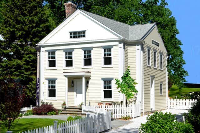 The Taft School Residence in Watertown garnered third place in the contest.