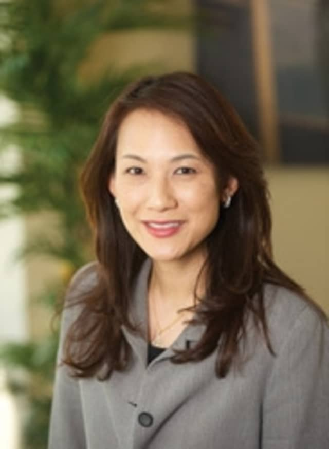 Dr. Jeannette Yuen, cardiologist at White Plains Hospital and director of Echocardiography at the Scarsdale Medical Group.