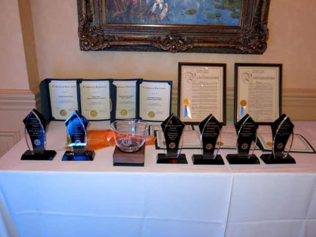 The Yorktown Chamber of Commerce has announced the date for its Dinner Dance and Awards Celebration.