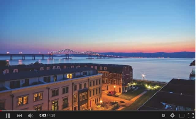 Condominiums at The River House will be showcased in April and May.