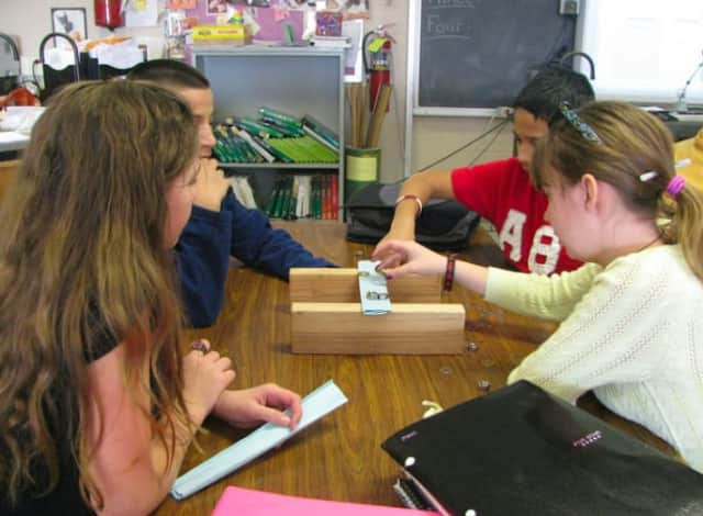 Students at Anne M. Dorner school will participate in National Engineers Week and perform engineering tasks with IBM research members.