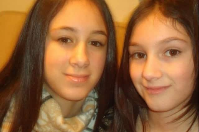 Alissa and  Deanna Hochman
