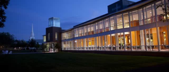 Wilton resident Ryan Rauccio was named to the Dean's List at Merrimack College in Massachsetts.