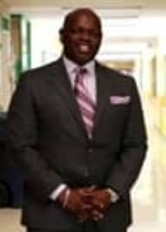 Darrell Stinchcomb was selected as the new principal of Eastchester's Greenvale School.