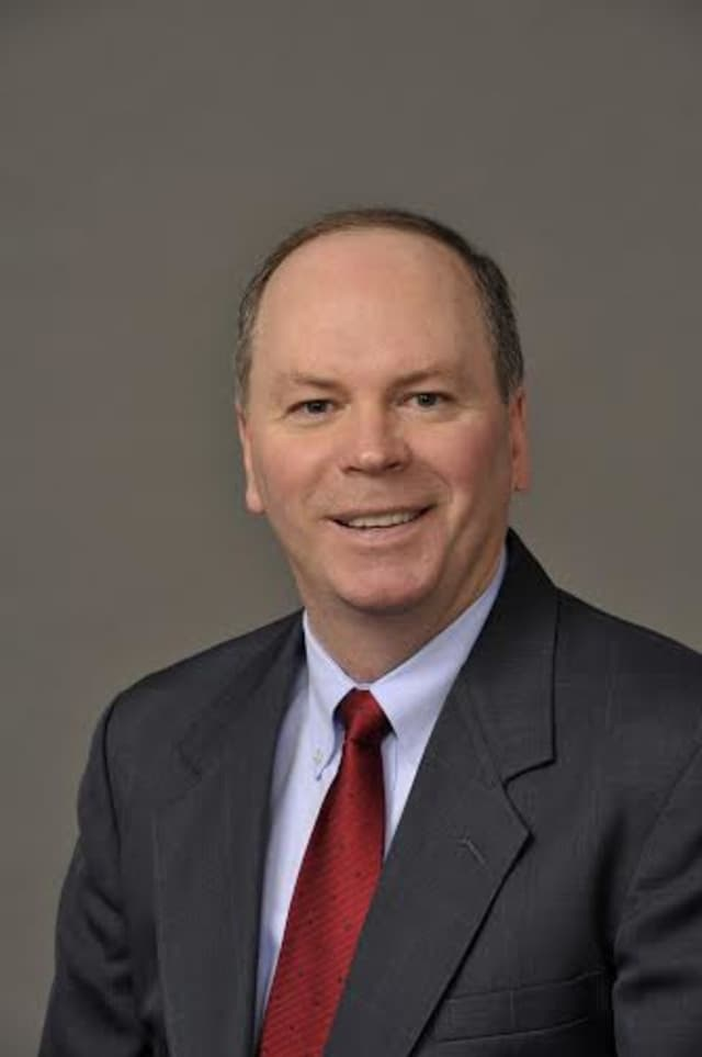 Patrick F. Lynch, president of OLA Consulting Engineers.