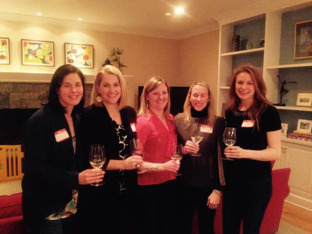 RMGTT Committee: Rachel Hennemuth, Co-Chair Mia Mihopoulos, Sarah Muecke, Katie Kern and Cindy Hardy.