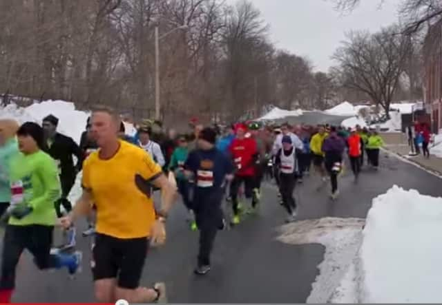 The Big Chili 5k in Danbury steps off Sunday at 10 a.m.