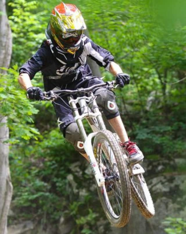 The New Jersey Department of Environmental Protection is seeking bids to help turn the former Jungle Habitat site in West Milford into a park for mountain bikers.