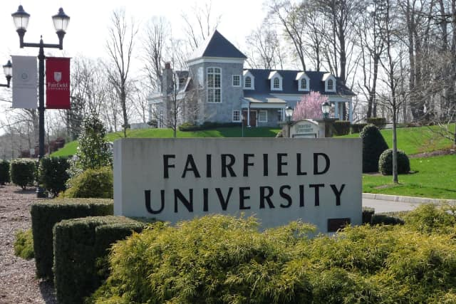 The annual Model UN High School Conference was held at Fairfield University.