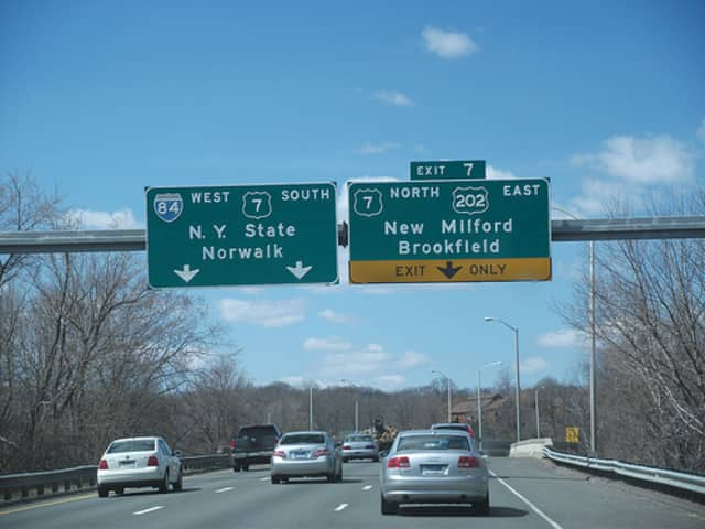 Residents spoke out about a proposal that would place electronic tolls on major highways leading into and out of Connecticut.