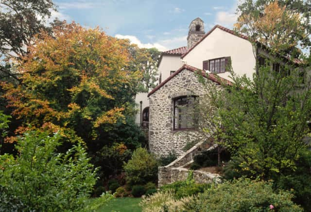 Julia B. Fee Sotheby's International Realty has listed this Bronxville home at 279 Pondfield Road.