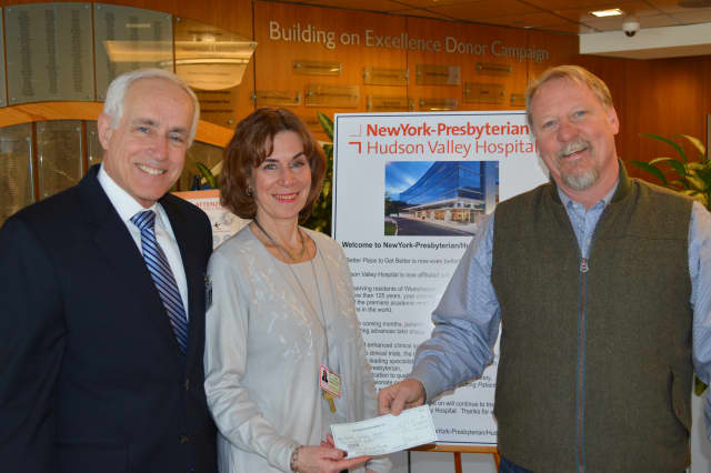 """The Paramount Hudson Valley Theater donated proceeds from its holiday performance of """"The Nutcracker."""""""