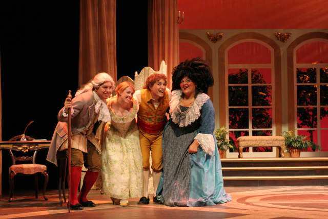 Purchase College is staging a production of 'Le Nozze Di Figaro.""