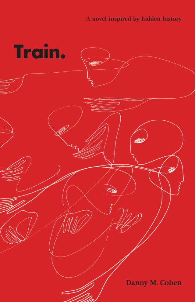 """""""Train"""" author Dr. Danny M. Cohen will speak at the Westchester Jewish Center in Mamaroneck."""