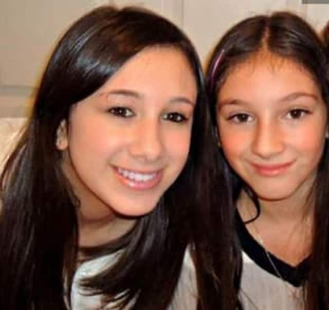 Alissa and Deanna Hochman of Harrison were murdered by their father on Feb. 21.
