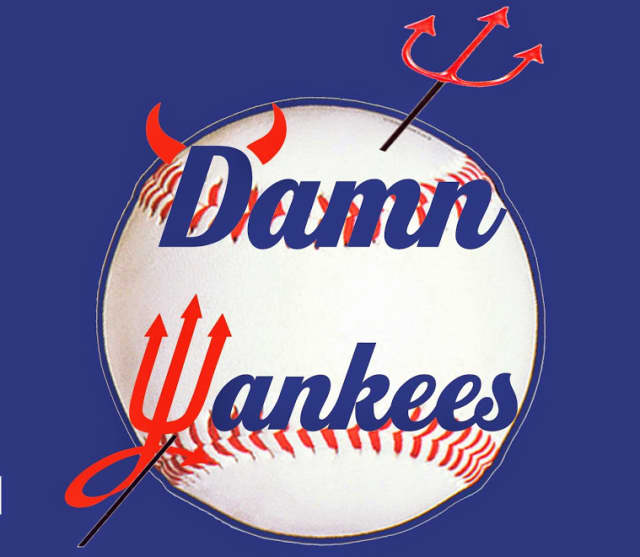 "North Salem students are staging a production of ""Damn Yankees."""