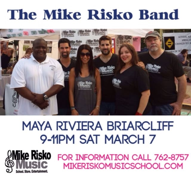 Mike and Miriam Risko are celebrating 20 years in Ossining with a concert Saturday.