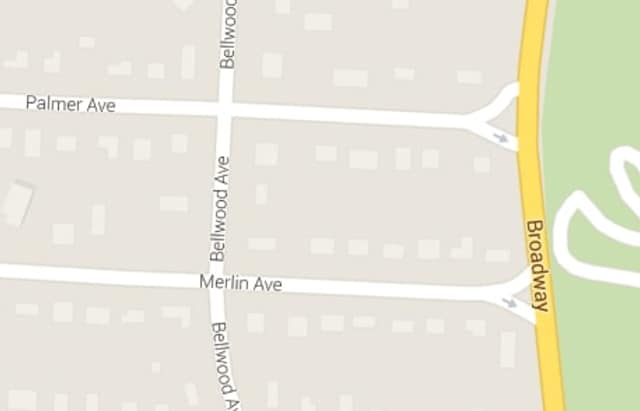 Route 9 between Merlin Ave. and Palmer Ave. was closed on Wednesday after an ambulance slammed into a utility pole.