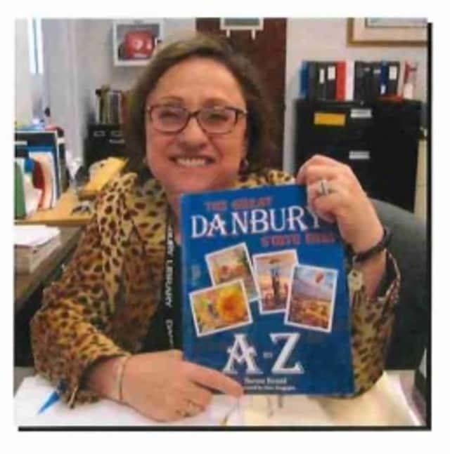 Author Theresa Buzzaid