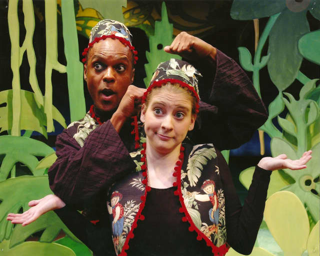 "The Ridgefield Playhouse is presenting ""The Jungle Book"" on March 21."