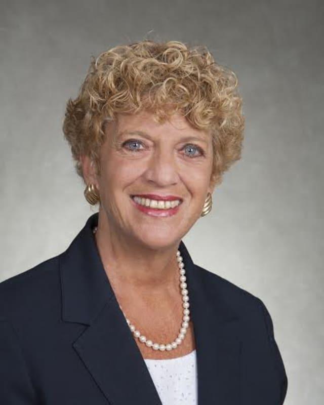 Andrea Wolfert, an Irvington resident.