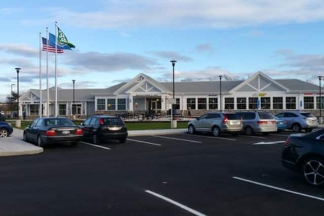 A woman reported that a man followed her from Darien to the I-95 rest stop in Fairfield, according to the Connecticut Post.