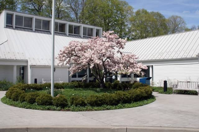 The Ruth Keeler Library is at 276 Titicus Road in North Salem