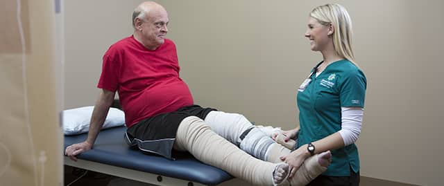 Support Connection is offering an educational event on lymphedema.