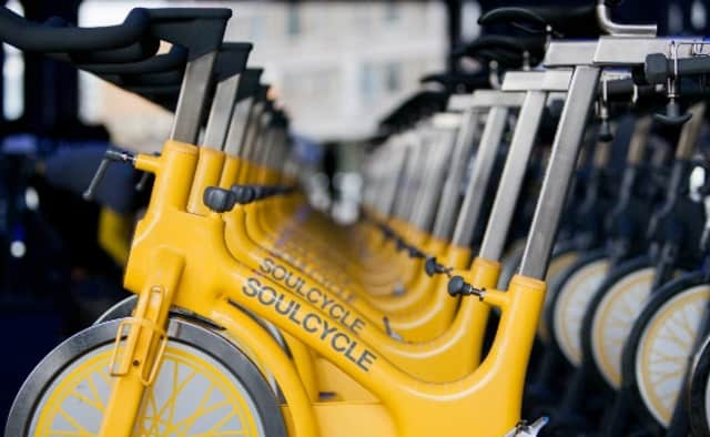 SoulCycle is at 94 Kraft Ave., Bronxville.