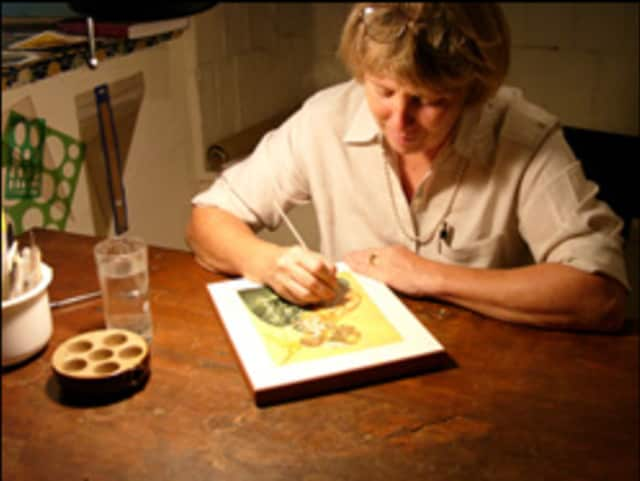Mary Jane Miller, iconographer, will be presenting a retreat at the Mariandale Retreat Conference Center.