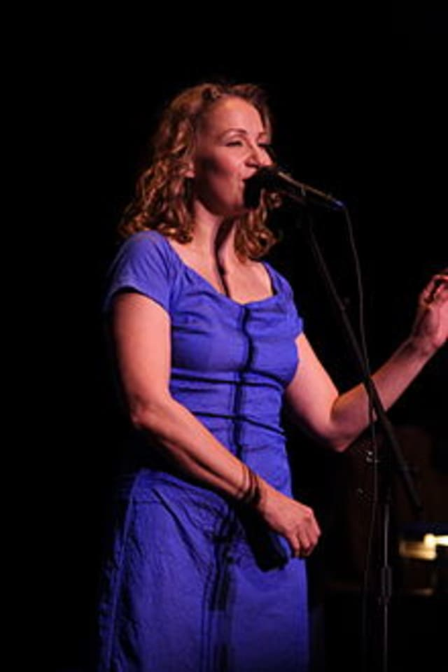 Joan Osborne, an acclaimed multi-platinum recording artist and an seven-time Grammy Award nominee.
